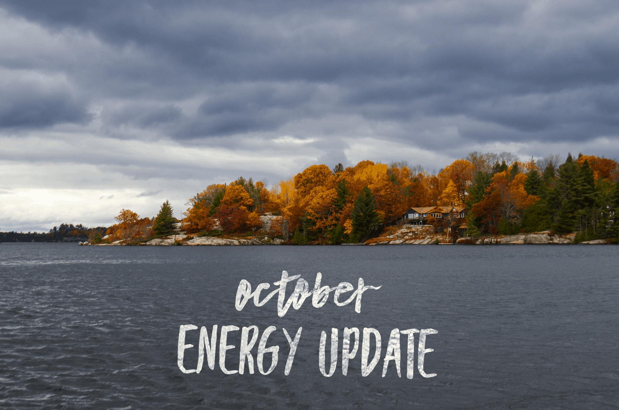 October Energy Update