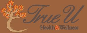Image of True U Health & Wellness Logo in color